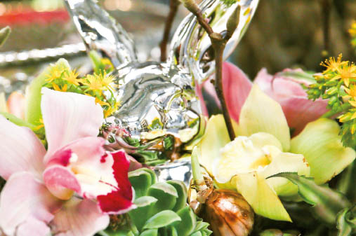 Osterausstellung bei Glatz Blumendesign & Ambiente